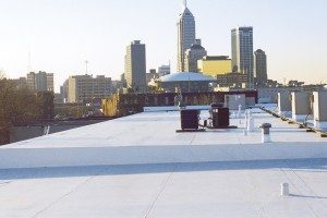 Flat Roofing Indianapolis, IN