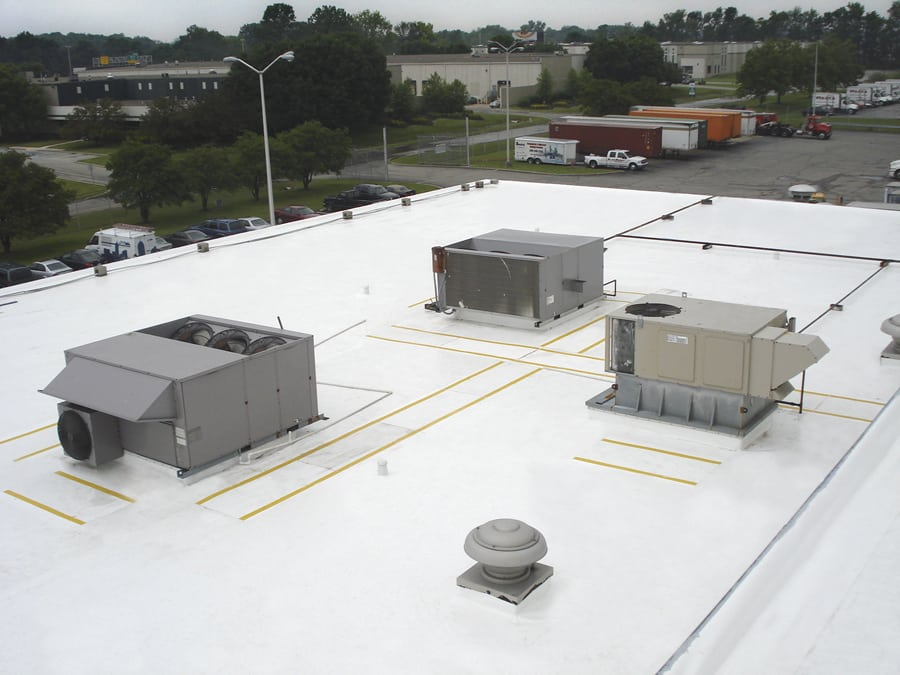 Duro Last Roofing | Flat Roof | Sentry Roofing Inc.