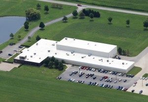 Champaign, IL Commercial Roof