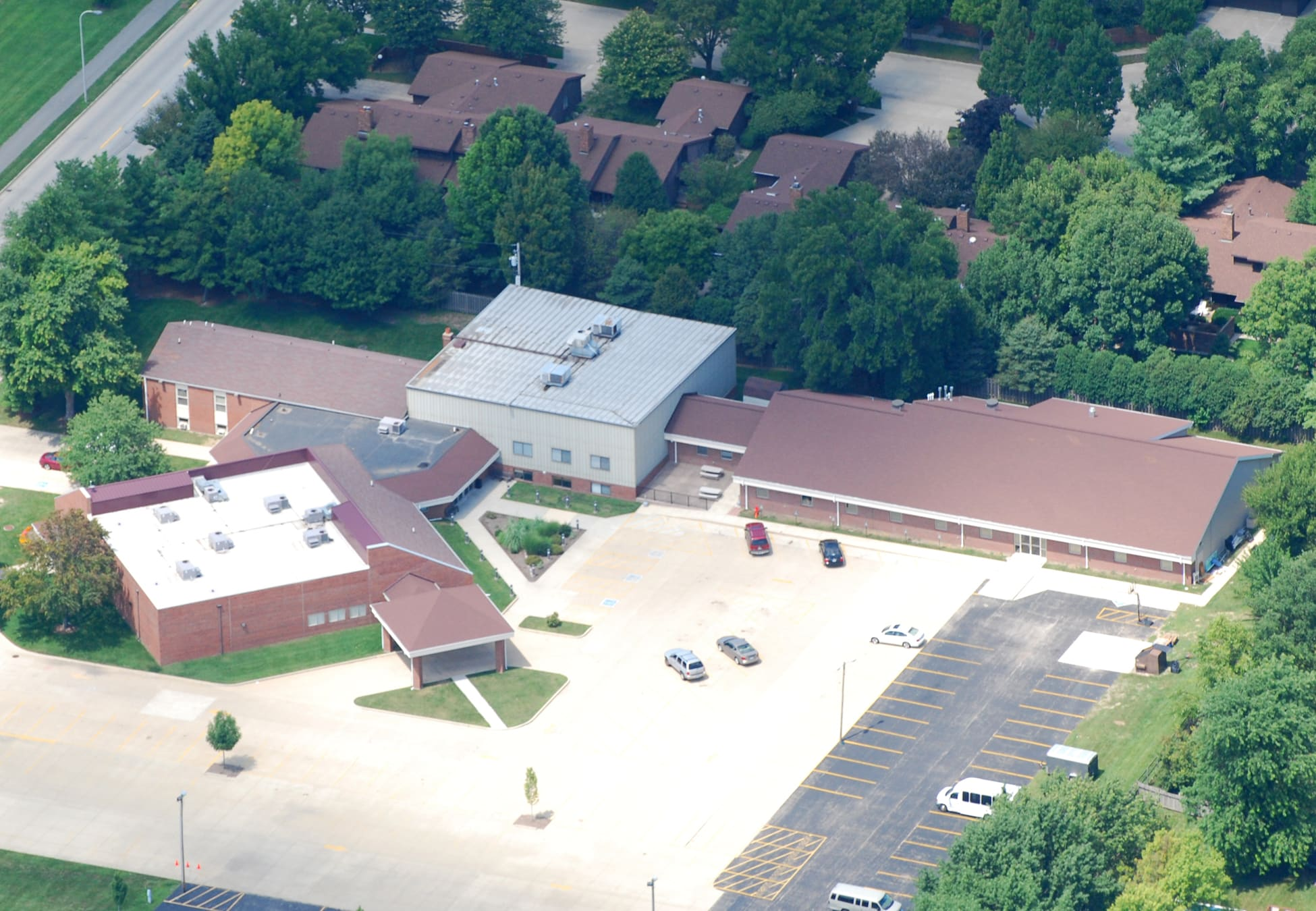 Flat Roof Urbana, IL