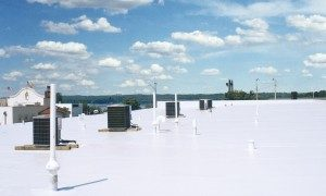 Commercial Roof Service Sentry Roofing Inc
