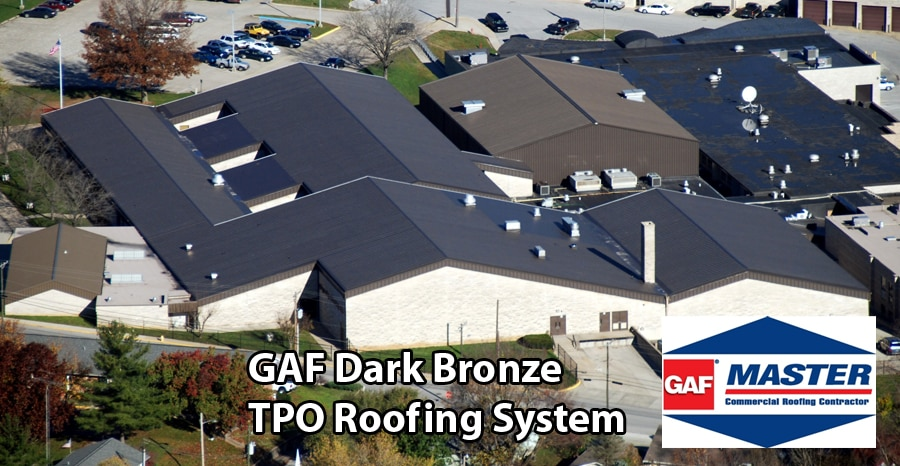 School Roof Service in Indiana