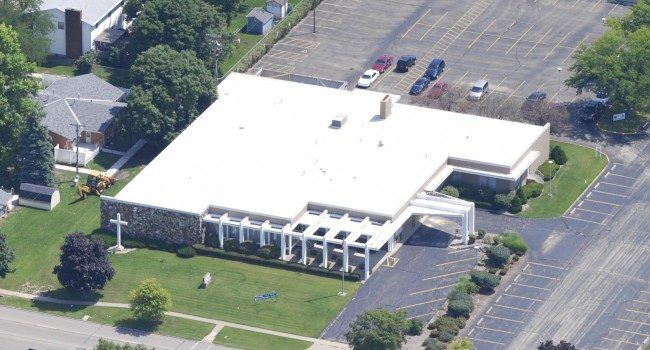Rantoul IL Commercial Roof