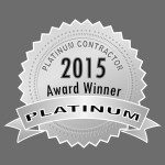 Platinum-contractor-award-Sentry-Roofing