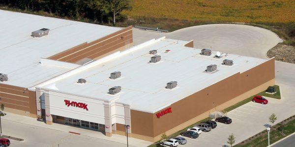 firestone-tpo-flat-roof-commercial-danville-il-tj-maxx