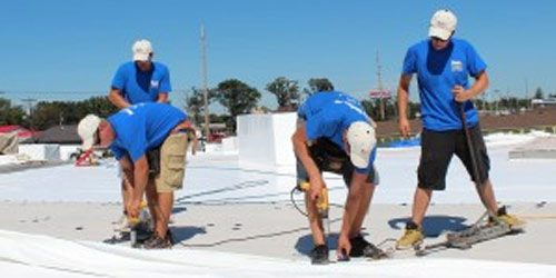Commercial Roofing Installation Indiana