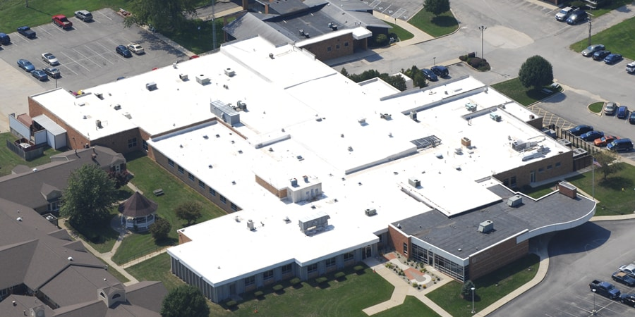 Commercial Roofing Contractor Winamac, IN