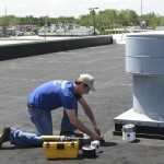Commercial Roofing - Preventative Maintenance Repair Service