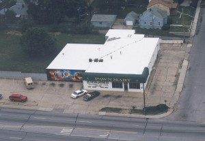 Commercial Roof Repair Indiana
