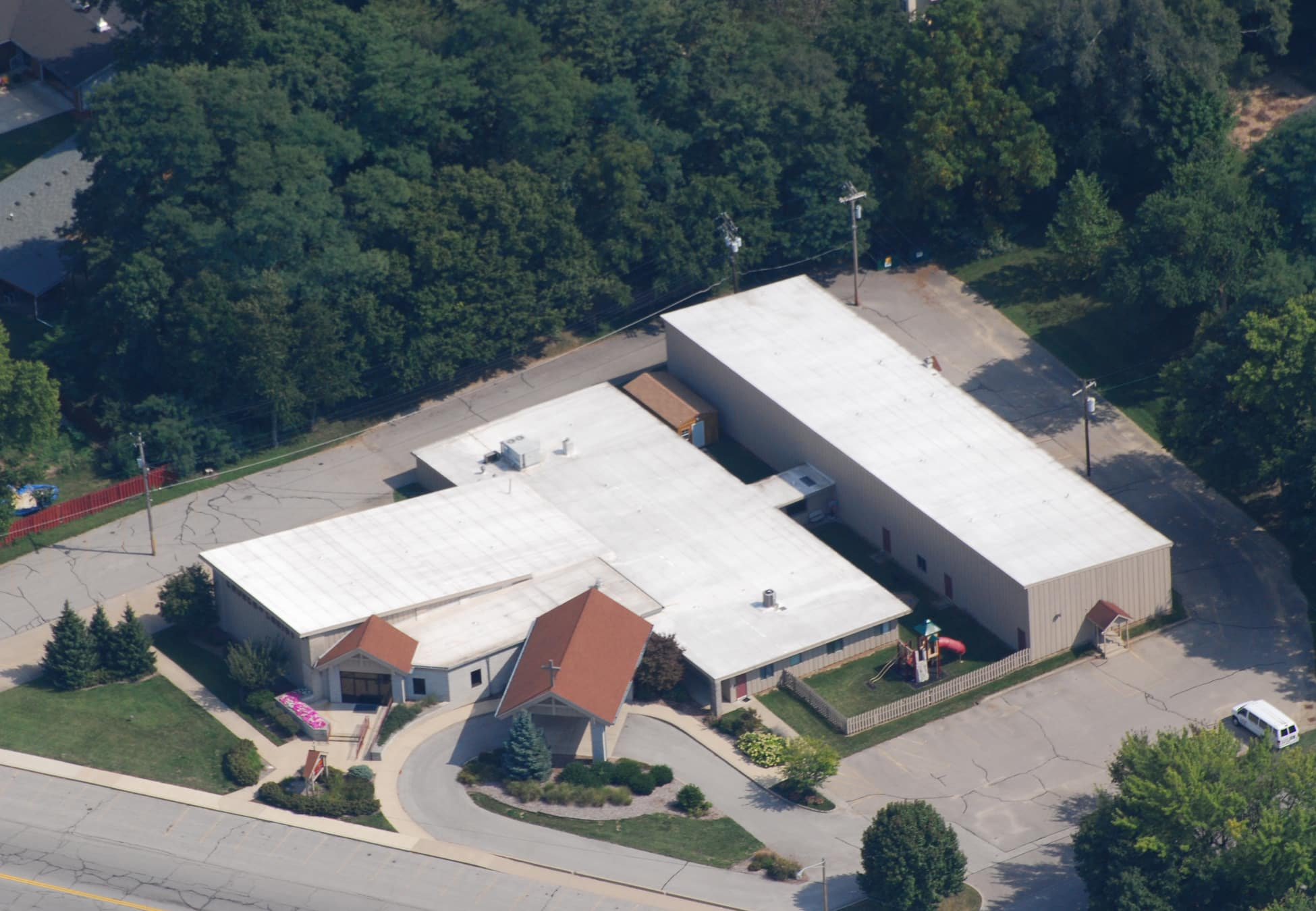 Commercial Roof Installation Indiana
