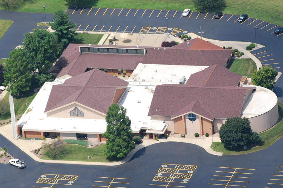Church - Commercial Roofing Contractor