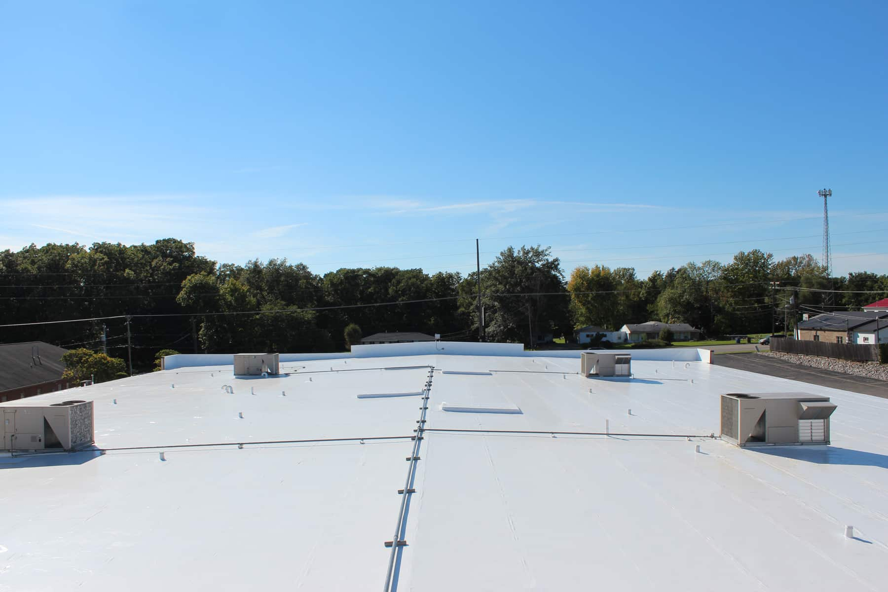 Metal Retrofit | Commercial Metal Roofing