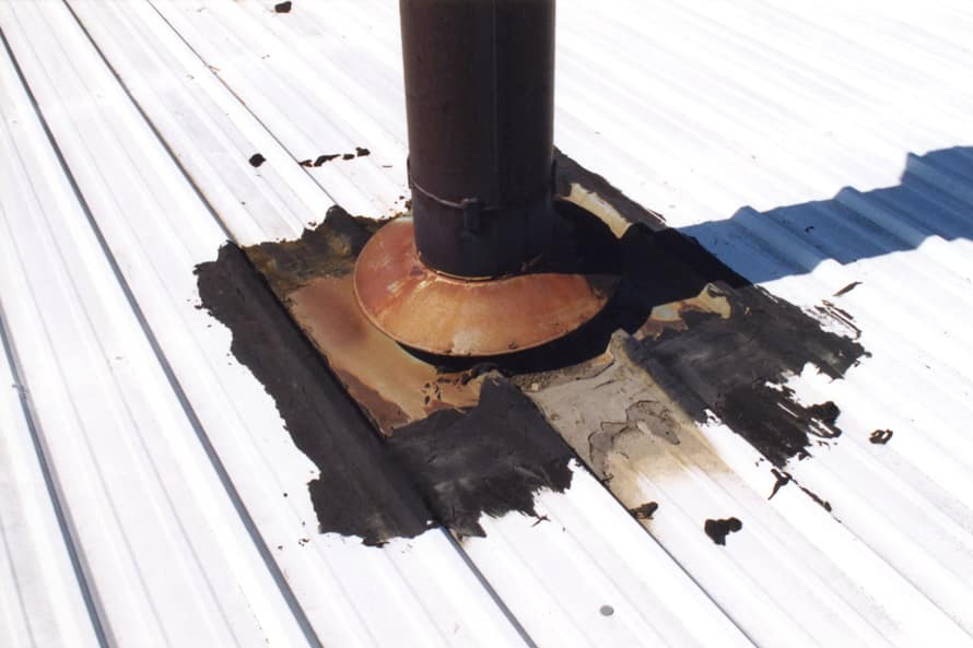 Commercial Retrofit Metal Roofing Systems In Indiana