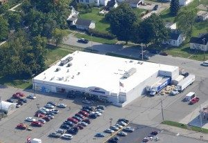 Commercial Flat Roof Repair Attica, Indiana