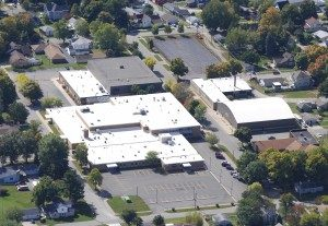 Flat Roofing Commercial Roofing Contractors Covington, Indiana