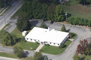 Government Property Flat Roofing Services Crawfordsville, Indiana