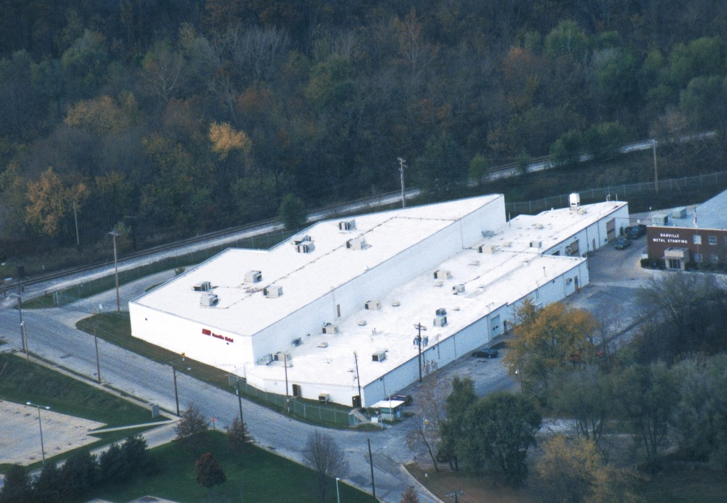 Commercial Roofing Services Danville, Illinois