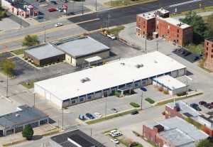Government Property Flat Roofing Services in Crawfordsville, Indiana