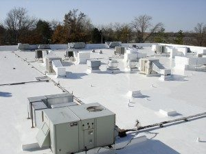 Flat Roof Installation Commercial Roofing Contractors Decatur, Illinois