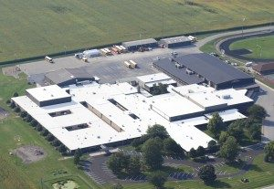 School - Commercial Roofing Contractors Lebanon, IN