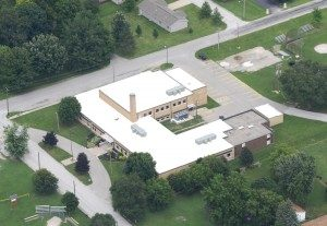 Flat Roof Commercial Roofing Contractors Westville, IL