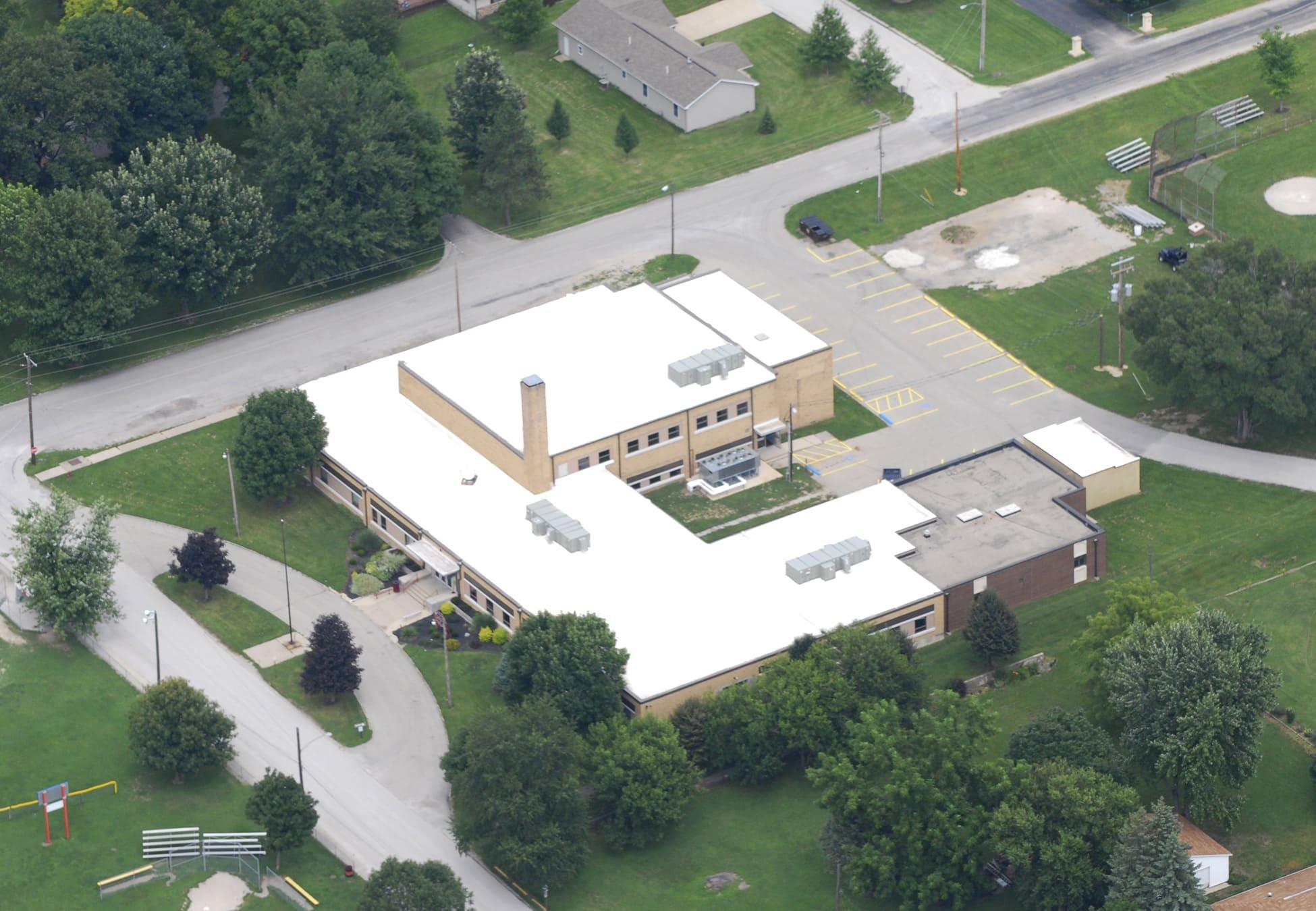 Flat Roof Commercial Roofing Contractors Westville, IL