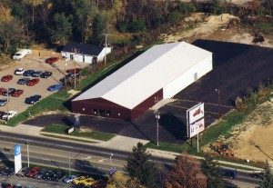Metal Retrofit Roofing in Danville, Illinois