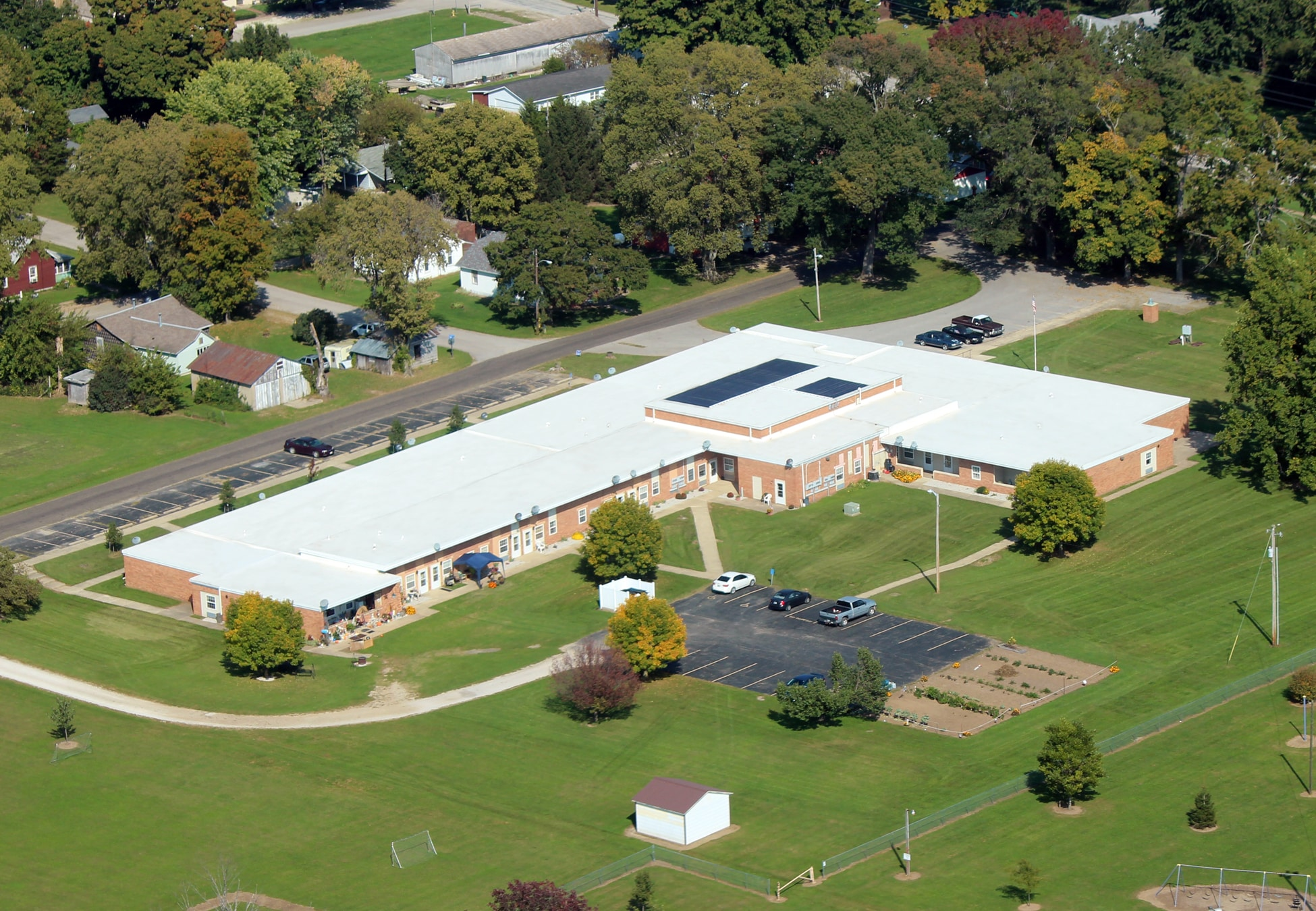 Commercial Flat Roof Contractors in Perrysville, Indiana
