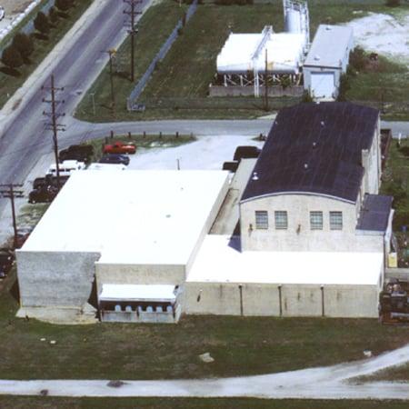 Duro Last Flat Roof Commercial Roofing Contractors Terre Haute IN
