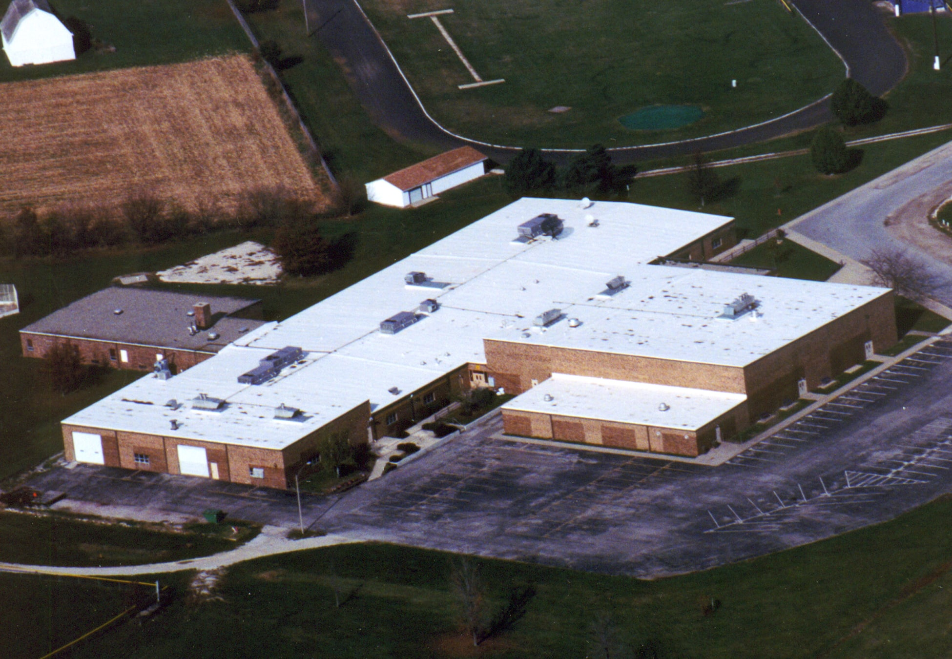 High School - Commercial Roofing Contractor Georgetown, IL