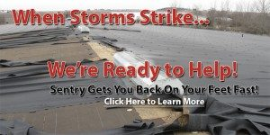 Storm Disaster Response - Commercial Roofing Contractors