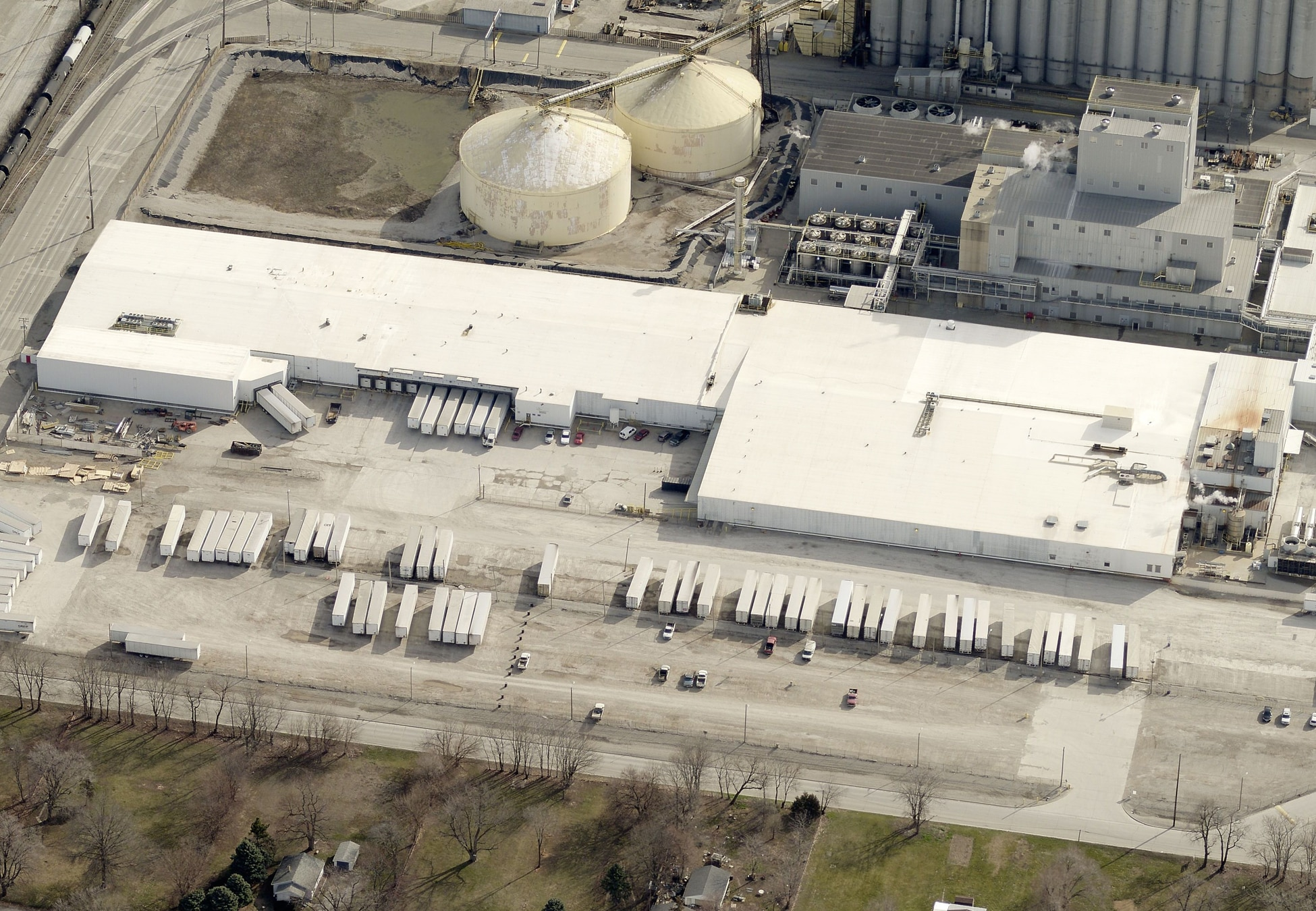 Commercial Roofing Contractors Decatur, IL