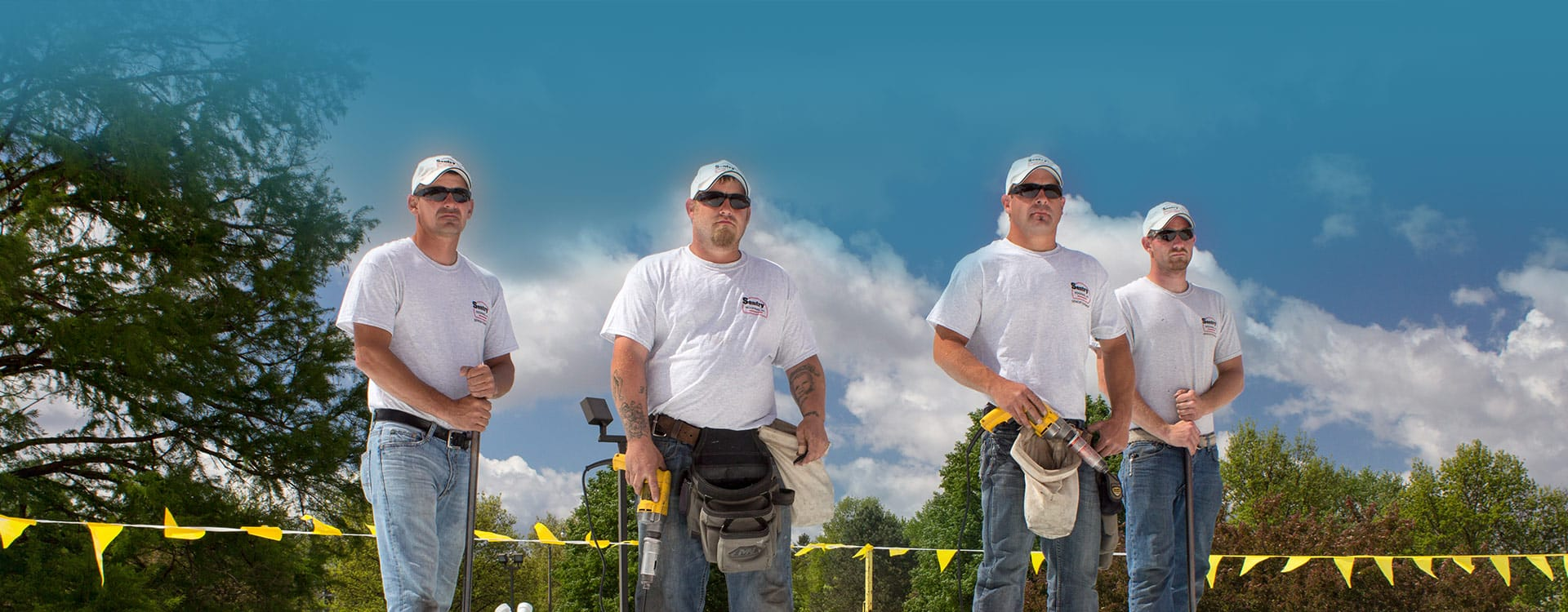 Sentry Roofing - Commercial Roofing Installation Crew Indiana