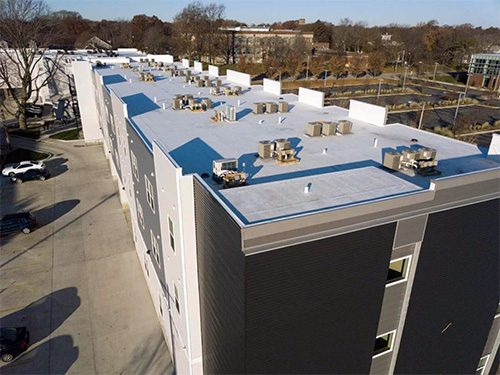 Pros Amp Cons Of Different Commercial Roofing Types Sentry