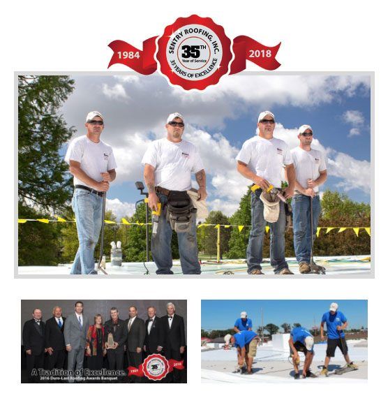 Commercial Roofing Contractors in Indiana Sentry Roofing