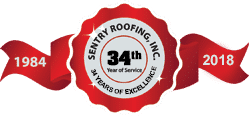 Sentry Roofing - 34 Years of Excellence