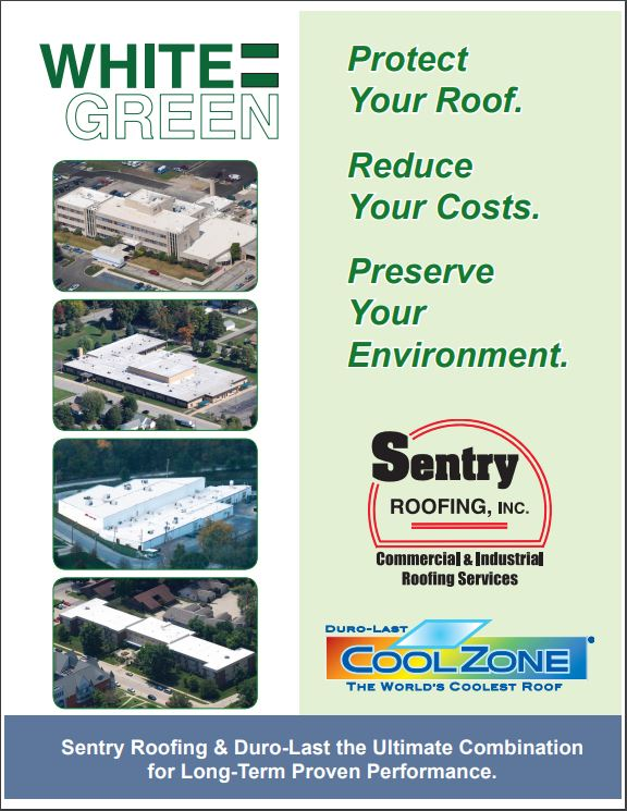 White Equals Green Roofing Brochure