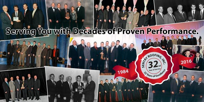Duro Last - Decades of Awards - Commercial Roofing Contractors