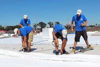 Duro-Last Metal Retrofit Roof Installation Services