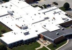 Hospital Roofing Services