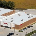 Commercial Roof Installation - TJ Maxx in Danville, IL