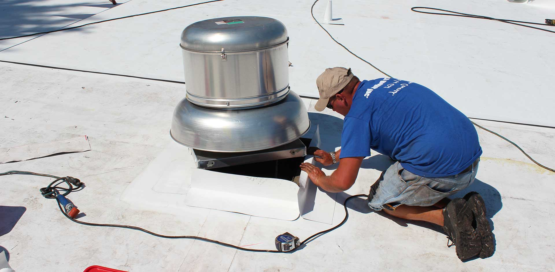 Commercial Roof Repair Roof Leak Repair Sentry Roofing