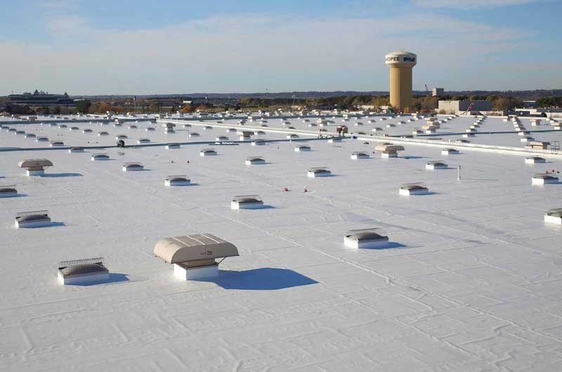 Membrane Roofing Systems In Indiana Sentry Roofing