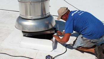 Commercial Roof Repair Contractor