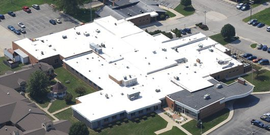 Hospital Roofing Contractor