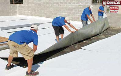 Commercial Roof Installations