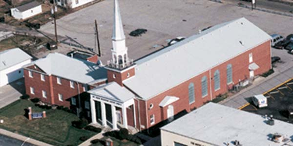 Baptist Church Roofing Indianapolis In