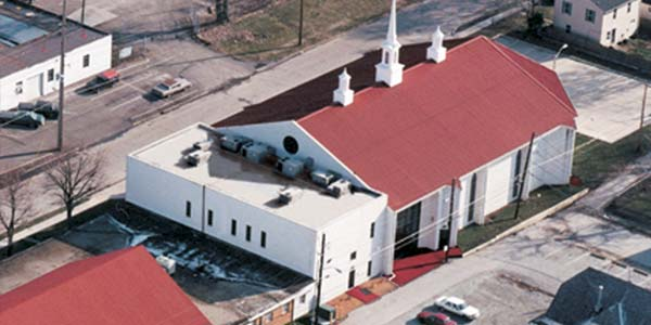 Church Roofing Indianapolis In