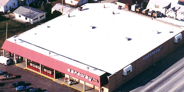 Grocery Store Roofing Indianapolis In