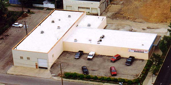 Industrial Roofing Indianapois In